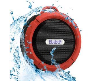 Водоустойчива Портативна Блутут колонка Wireless BT Speaker C6