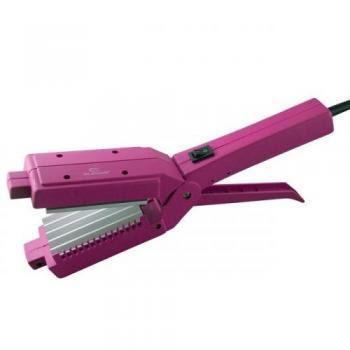 Мощна преса за начупване и изправяне на коса Elekom EK-04E - 3 в 1