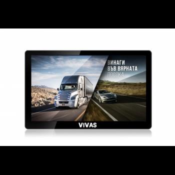 "GPS навигация за кола и камион Vivas Max 5080 EU, 5"""