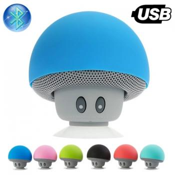 Bluetooth Колонка Mushroom Bluetooth Speaker