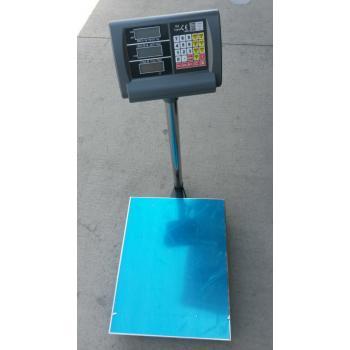 Електронна платформена везна до 1000 килограма