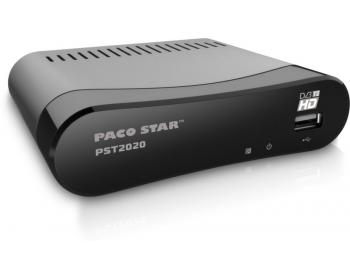 HD ефирен декодер DVB-T/T2 Pacostar PST2020