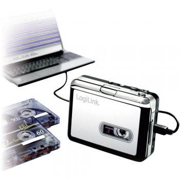 Конвертор от Аудио касета към MP3 Logilink