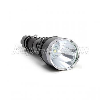 Мощен акумулаторен LED фенер X8-T6