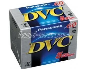 Видеокасетa за видео камера Panasonic mini DV 60